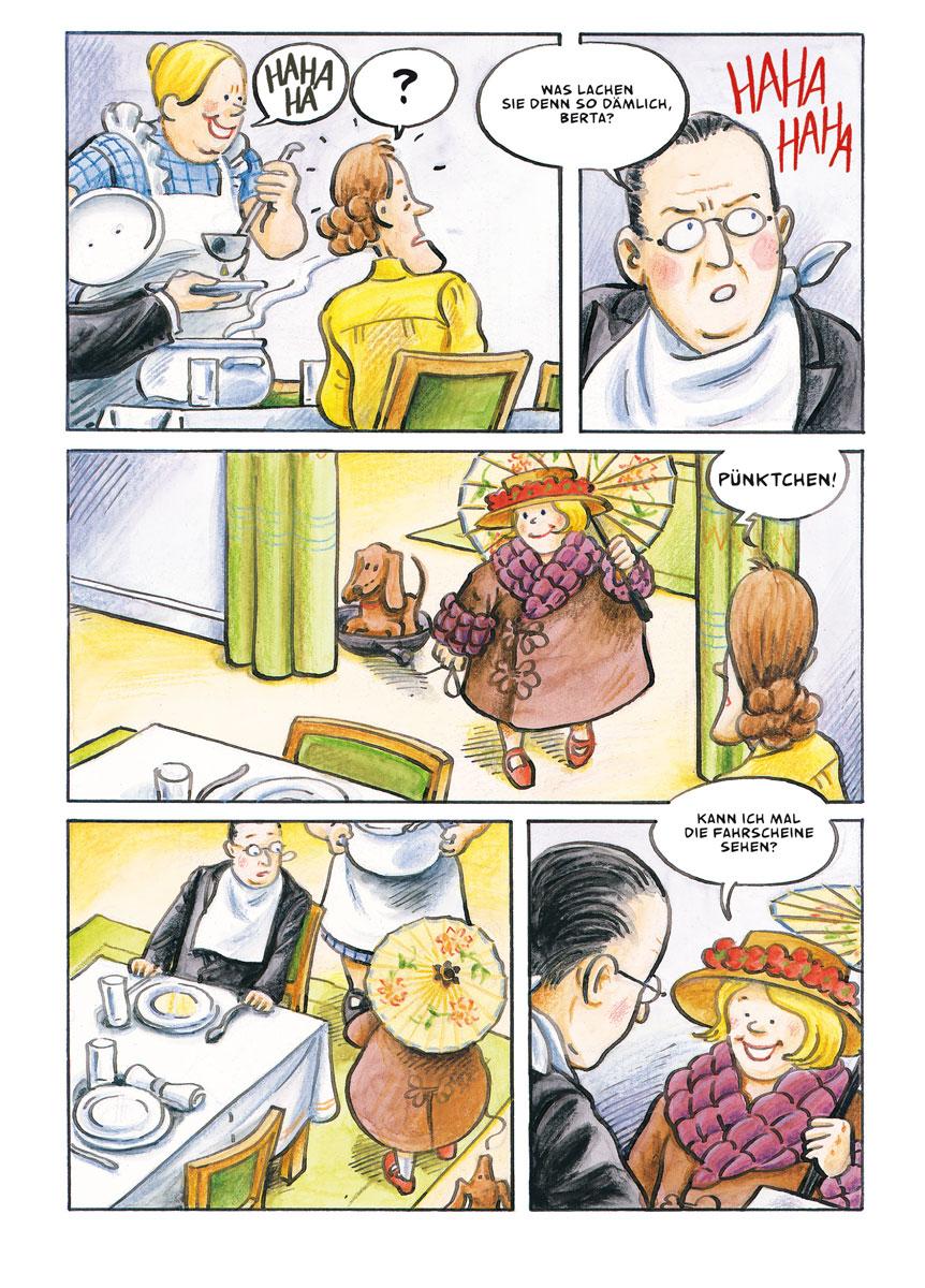 Anton Und Pünktchen pünktchen und anton kreitz zeichnungen